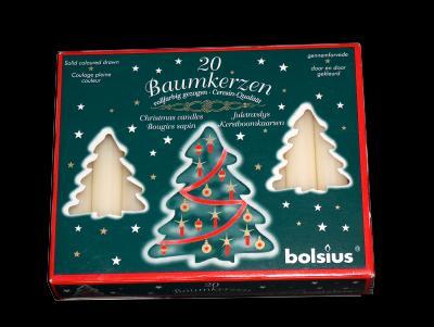 Weihnachtsbaum-Kerzen