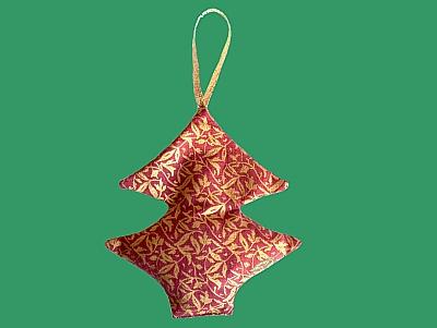 Weihnachtsbaum-Dekoanhänger