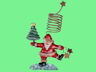 Weihnachtsmann-Pin