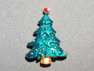 Weihnachtsbaum-Pin