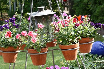 Blumenrondell