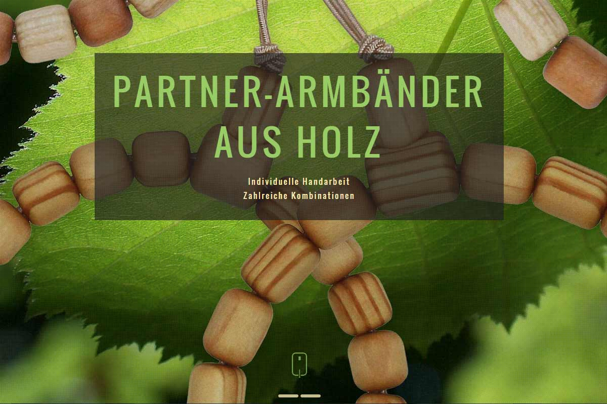 Screenshot1 partnerarmband.de