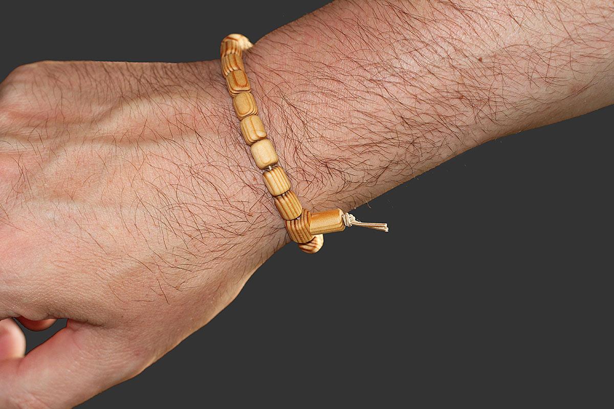 Symbolform: Lebensbaum-Armband