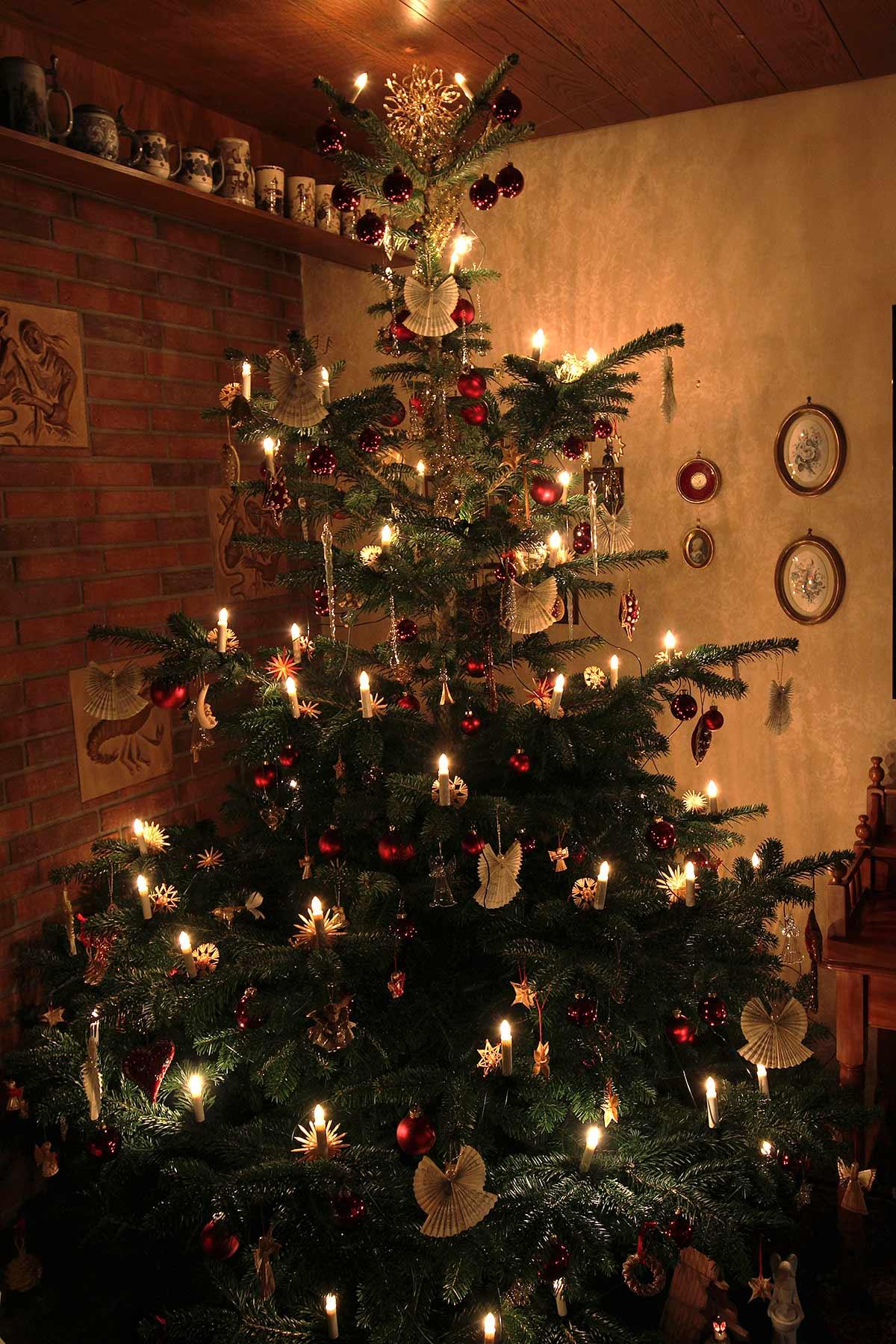 Weihnachtsbaum 2017