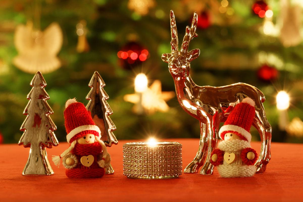 Weihnachtsgrußkarte 2019