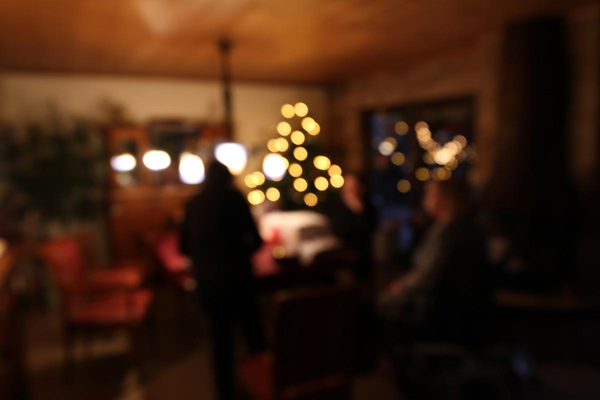 Impression am Weihnachtstag 2017 II